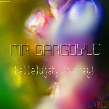 Cover Art Release 2 - Hallelujah, Journey!