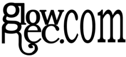 Glowrec-com transparant zwart 300px